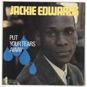 Jackie Edwards Put Your Tears Away UK vinyl LP