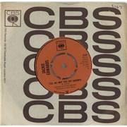 """Jackie Edwards Tell Me Why You Say Goodbye UK 7"""" vinyl"""