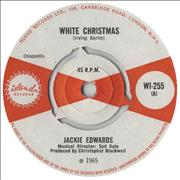 Click here for more info about 'Jackie Edwards - White Christmas'