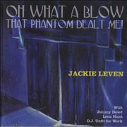 Click here for more info about 'Jackie Leven - Oh What A Blow That Phantom Dealt Me'