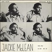 Click here for more info about 'Jackie McLean Live In Montmartre'