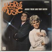 Click here for more info about 'Jackie Trent & Tony Hatch - Words And Music - Factory Sample'