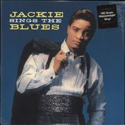 Click here for more info about 'Jackie Wilson - Jackie Sings The Blues - 180gm Vinyl - Sealed'