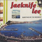 Click here for more info about 'Jacknife Lee - Bursting Off The Backbeat'