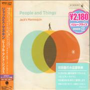 Click here for more info about 'Jack's Mannequin - People And Things - Sealed'