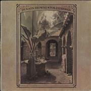Click here for more info about 'Jackson Browne - For Everyman'