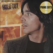 Click here for more info about 'Jackson Browne - Hold Out - hype stickered'