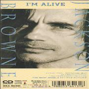 Click here for more info about 'Jackson Browne - I'm Alive'