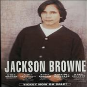 Click here for more info about 'Jackson Browne - Looking East - Pair Of Handbills'