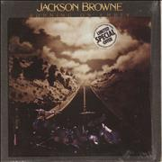 Click here for more info about 'Jackson Browne - Running On Empty + Booklet + Shrink'