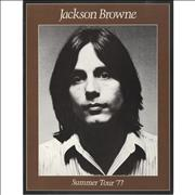 Click here for more info about 'Jackson Browne - Running On Empty/Summer Tour '77 Press Pack'