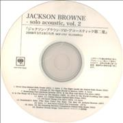 Click here for more info about 'Jackson Browne - Solo Acoustic, Vol. 2'