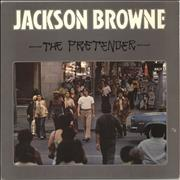 Click here for more info about 'Jackson Browne - The Pretender + lyric inner'