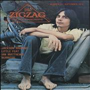 Click here for more info about 'Jackson Browne - Zig Zag #64'