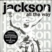 Click here for more info about 'Jackson United - All The Way -  Sleeve Variant'