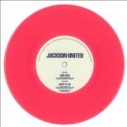 Click here for more info about 'Jackson United - Lions Roar - Pink Vinyl'