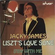 Click here for more info about 'Jacky James - Liszt's Love Song'