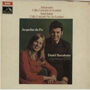 Click here for more info about 'Jacqueline Du Pré & Daniel Barenboim - Schumann: Cello Concerto In A Minor/ Saint-Saens: Cello Concerto No. 1 In A Minor'