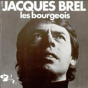 Click here for more info about 'Jacques Brel - Les Bourgeois'