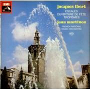 Click here for more info about 'Jacques Ibert - Escales, Ouverture de Fete & Tropismes - Quadrophonic'