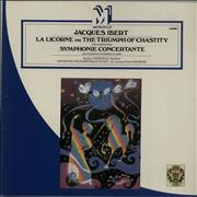 Click here for more info about 'Jacques Ibert - La Licorne ou The Triumph Of Chastity / Symphonie Concertante'