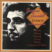 Click here for more info about 'Jacques Loussier - J.S. Bach 6 Masterpieces'