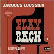 Click here for more info about 'Jacques Loussier - Play Bach 1'