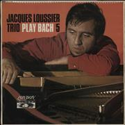 Click here for more info about 'Jacques Loussier - Play Bach 5'