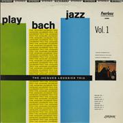 Click here for more info about 'Jacques Loussier - Play Bach Jazz Vol. 1'