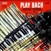 Click here for more info about 'Jacques Loussier - Play Bach No. 1 - 180gm'