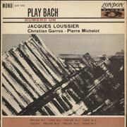 Click here for more info about 'Play Bach Numero Un - Mono'