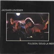 Jacques Loussier Pulsion / Sous La Mer Netherlands vinyl LP