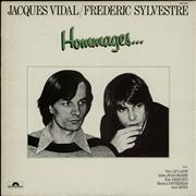 Click here for more info about 'Jacques Vidal & Frederic Sylvestre - Hommages ...'