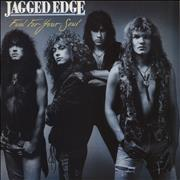 Click here for more info about 'Jagged Edge - Fuel For Your Soul'