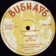Click here for more info about 'Jah Thomas - Ruby And Diamond'
