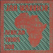 Click here for more info about 'Jah Warrior - African Tribes Dub'