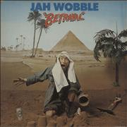 Click here for more info about 'Jah Wobble - Betrayal'