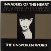Click here for more info about 'Jah Wobble - The Unspoken Word'