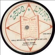 Click here for more info about 'Jah Woosh - I Will Never Let You Go Our Of My Life / Dreadlocks Affair'