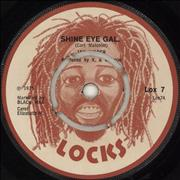 Click here for more info about 'Jah Woosh - Shine Eye Gal'