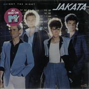 Click here for more info about 'Jakata - Light The Night - Sealed'