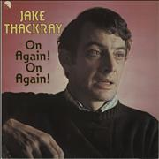 Click here for more info about 'Jake Thackray - On Again! On Again!'
