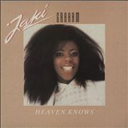 Click here for more info about 'Jaki Graham - Heaven Knows'