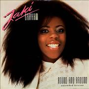 Click here for more info about 'Jaki Graham - Round And Around'