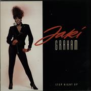 Click here for more info about 'Jaki Graham - Step Right Up'