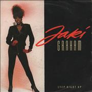 Click here for more info about 'Jaki Graham - Step Right Up - P/S'