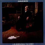 Click here for more info about 'Jakko - Learning To Cry'