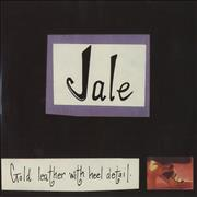 Click here for more info about 'Jale - Steppin' Out - Grey Vinyl'