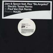 Click here for more info about 'Jam & Spoon - Be Angeled'
