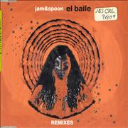 Click here for more info about 'Jam & Spoon - El Baile - Remixes'